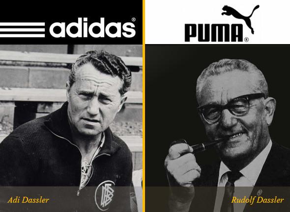 adidas storia